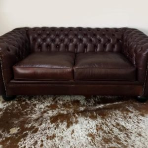 Chesterfield Two Seater