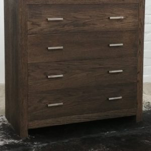 Topaz Chest of Drawers in Charcoal