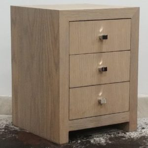 Topaz Pedestal 3 Drawer